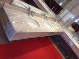 Laje de mármore cinza China para azulejos de parede e piso