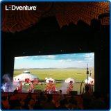 Alquiler grande a todo color de interior de la pantalla del LED para los acontecimientos