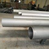 ASTM A312 TP304, 316L Tubo de acero inoxidable sin costura para petróleo y gas