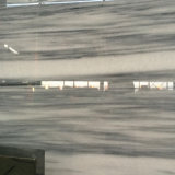 Losa de mármol gris del tono de la alta calidad para la pared del cuarto de baño