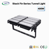 LED Tunnel Flood Light 400W Stack Fin Series avec Ce & RoHS