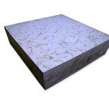 Лист из алюминиевой фольги, сульфат кальция, доступ к полу