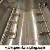 Mezclador de la zona fluidizado, mezclador gemelo de la paleta, mezclador de la fluidización, mezclador rápido del polvo para la comida
