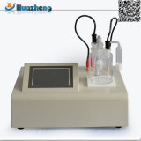 Hzws-2 coulométricos Karl Fischer ppm de água no medidor de umidade do óleo