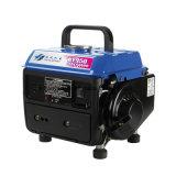 950W de dos tiempos de retroceso de inicio portátil generador de la gasolina