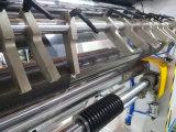 Plastikfilm-Kennsatz-aufschlitzende Maschine