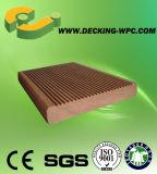 Niedriger Preis-QualitätWPC Decking-Bodenbelag