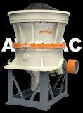 Коническая дробилка базальта гидровлическая для компосита и песка (GPY500)