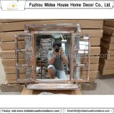 Зеркала конструкции окна сбор винограда вися обрамленные оптовой продажей (в штоке)