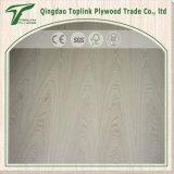 Contraplacado barato em chapa de cinza para pele de porta / Ash Fancy Plywood Interior