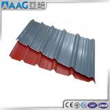 Cremagliera di tetto di alluminio rossa/grondaia di alluminio/sistema di alluminio del tetto del fascio