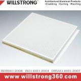 8mm ACP ignifuge utilisé pour les systèmes de murs de façades de l'architecture de panneaux de signalisation de plafond de la canopée Façades Ventilées