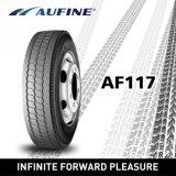 長い生命ハイウェイの放射状のトラックのタイヤのための(Aufineのブランド315/80R22.5)