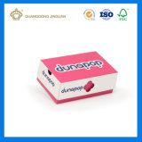 高品質によってカスタマイズされるペーパー包装ボックス靴箱(色刷と)