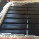 Almofada de borracha protetora 500HD da trilha de aço