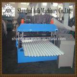 機械を形作る波形の屋根ふきシートロール