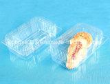 Коробка волдыря еды PVC прозрачная