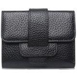 [نو برودوكت] [جنوين لثر] [برتي] يقصّر سيادات محفظة نساء محفظة قصير محترفة لأنّ تسوق [أل330]