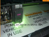 Sécurité et signalisation Light Weight PP Corflute Correx Sign 4mm White Sheet for Screen Printing