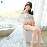 Produtos eróticos 158-P2 da boneca cheia grávida do amor do silicone da boneca do sexo