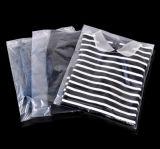 Мешок изготовленный на заказ одежды PVC печати Recyclable упаковывая