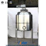 Serbatoio di raffreddamento del latte dell'acciaio inossidabile con il sistema di raffreddamento