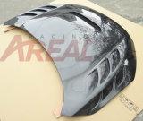 Capô capô de fibra de carbono para Honda Civic X 2016