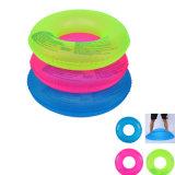 Boucle gonflable de natation de syndicat de prix ferme de PVC de matériau neuf
