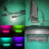 Rondella esterna della parete di DMX 36X10W RGBW 4in1 LED