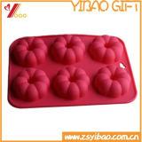 Molde de cozimento de bolo de silicone de design personalizado (YB-AB-021)