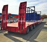 SINOHTC 3 remorque lourde faite des essieux 60tons Lowbed semi