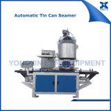 sigillamento automatico del barattolo di latta 20L che aggraffa la strumentazione della macchina
