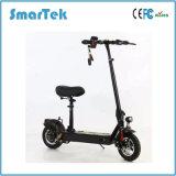 E-Bici caliente de la venta de Smartek plegable la vespa elegante con la luz del LED que coloca la vespa eléctrica elegante S-005-3