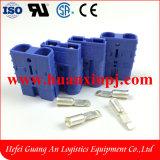 50AMP Sb50 blaue Ersatzbatterieverbinder Smh50 für Ladeplatten-LKWas