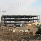 低く価格競争が激しい構造スチールの建物