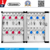 24 коробки хранения замка ключей алюминиевых ключевых для ключевого управления