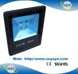 Reflector al aire libre al aire libre de la MAZORCA luz/30W de inundación de la MAZORCA 30W LED de la UL del precio bajo Ce/RoHS/de la alta calidad de Yaye 18 LED