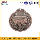 Изготовленный на заказ античное медаль 3D с талрепом