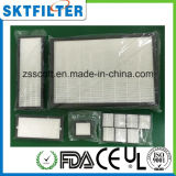 Чистой комнате указанного заказчиком H13 фильтр выходящего воздуха HEPA