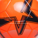 高レベル鮮やかで滑らかな本革のサッカーボール