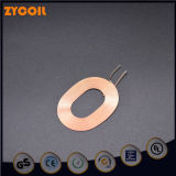 Bobine de réception sans fil utilisée courante de bobines de Qi