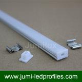 Espulsioni di alluminio del LED per l'indicatore luminoso di striscia del LED