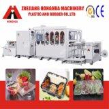 PS 물자 (HSC-750850)를 위한 플라스틱 상자 Thermoforming 기계