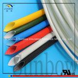 Gainer électrique enduit de fibre de verre d'isolation de résine de silicones