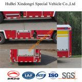 camion dei vigili del fuoco Euro4 dell'acqua di 3.5ton Isuzu Ql11109kary