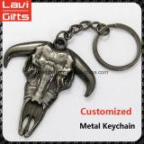 Metallo su ordinazione Keychain con la promozione