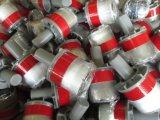 4PCS Lamp van de super LEIDENE Waarschuwing van de ZonneMacht de Plastic