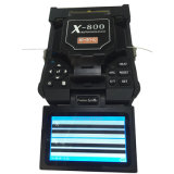 Nécessaire de épissure de machine de faisceau de Shinho X-800 de fibre optique portative de cadrage semblable à Fujikura 70s