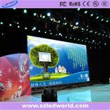 P6 의 P3 세륨, RoHS 실내 임대 풀 컬러 발광 다이오드 표시 패널판 스크린 광고