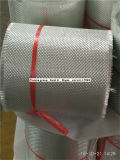 Eガラスのガラス繊維によって編まれる粗紡、ガラス繊維ファブリックまたは布